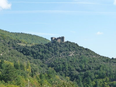 L'Etoile Guest-House between Cevennes, Ardeche and Lozere in the South of France