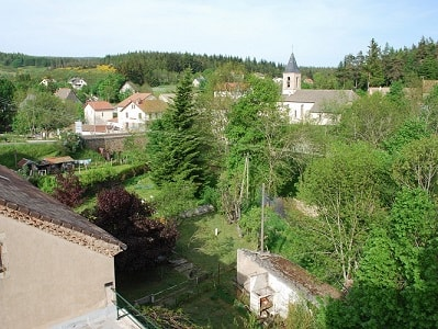 3 La Bastide-Puylaurent in Lozere (Okzitanien)