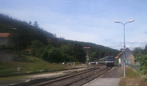 2 La Bastide-Puylaurent in Lozere (Okzitanien)