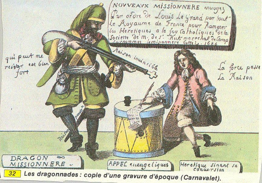 Les Cévennes, pays des Camisards