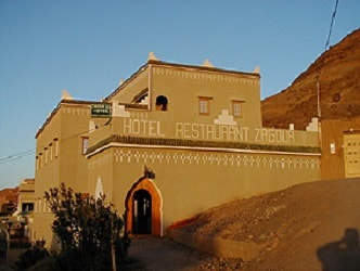 2 Exchange with Zagour Hotel, Zagora, Draa Valley, Morocco